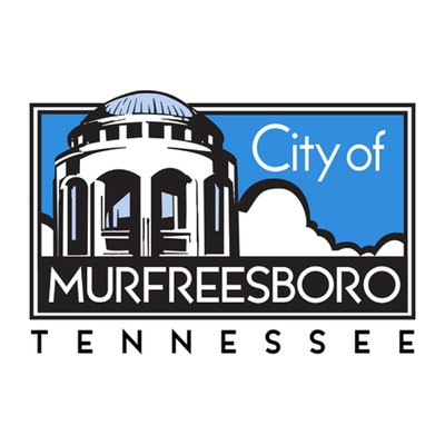 City of Murfreesboro logo