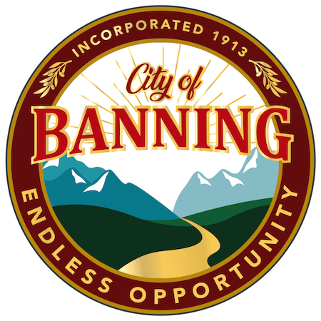 City of Banning logo