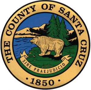 County of Santa Cruz logo